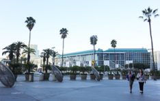 LA convention center