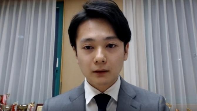荻根沢先生